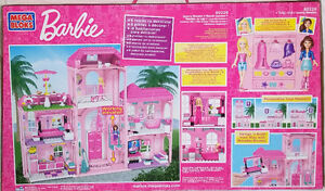 Mega Bloks Barbie Build 'n Style Luxury Mansion NEW in Box London Ontario image 4