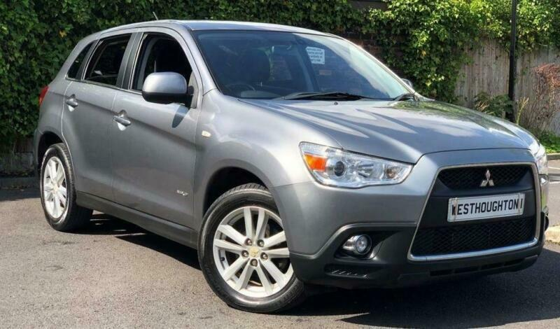 2010 Mitsubishi ASX 1 8 DI-D 3 5d 147 BHP 8 X SERVICE HISTORY STAMPS, | in  Westhoughton, Manchester | Gumtree