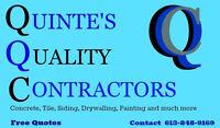 Quinte Quality Contractors