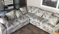 Nice Sectional sofa for free!!!