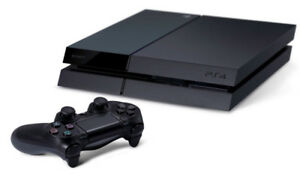 PS5 500GB - Plus a bunch of games