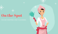 Housekeeping & Cleaning Services $18/H