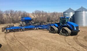 2012 Newholland P2060 drill w/580 cart