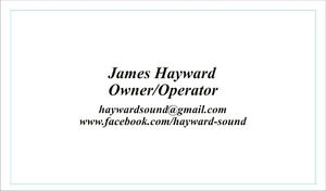 Professional DJ Services for ALL your Occasions - Live Sound Man St. John's Newfoundland image 2