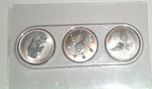 Harry Potter Reelcoinz Opened Medallions 3 Packs in Holders London Ontario image 3