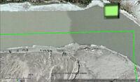 Placer Gold Claim on Fraser River at Big Bar