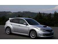Wanted Subaru Impreza wrx sti hatchback