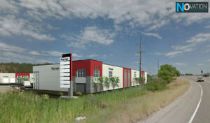 New Industrial Units for Sale or Lease