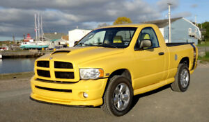 FS: 2004 Dodge Ram Hemi Rumble Bee 4x4 REDUCED