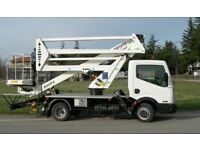 Cherry Picker Hire, Access Platform, Birmingham, Shropshire, West Midlands, East Midlands.