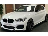 2017 BMW 1 Series 3.0 M140I 3d 335 BHP Hatchback Petrol Manual