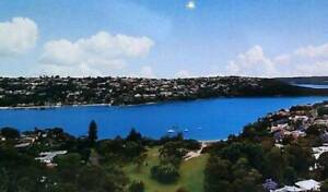 Bedroom in stylish Apartment with magnificent Harbour Views Mosman Mosman Area Preview