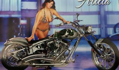 2006 Big Dog Mastiff  Chopper HEADTURNER 117ci/1995cc S&S V-Twin Engine 6-speed Baker Transmission