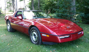 1984 Corvette w/ Z51 PACKAGE  Own a piece of GM History