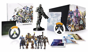 [BRAND & NEW SEALED] Overwatch Collector's Edition [PC]