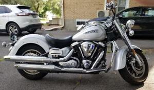 2011 Yamaha Road Star 1700cc (style Harley Davidson Fatboy)