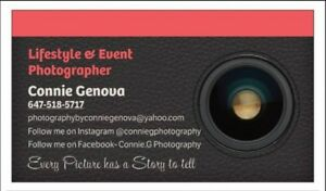 Affordable Photography by Connie- Toronto-Etobicoke-Woodbridge