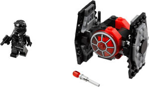 LEGO Star Wars Microfighter 75194 First Order TIE Fighter 2018