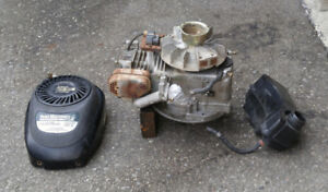 "swap my 1"" dia shaft 4hp Tec mower engine for a 3.5hp Briggs"