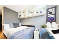 RENTAL ROOM IN LIVERPOOL FOR STUDENTS WITH CLASSIC DOUBLE BED, PRIVATE BATHROOM, PRIVATE ROOM.