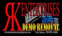 Demo & Rubbish Removal
