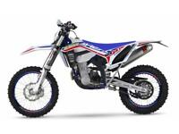 Sherco SEF450-R Six days Edition 2018 model Enduro bike