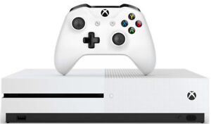 XBOX ONE S - MINT CONDITION LIKE NEW ALL PERFECT WORKING