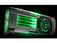 Star Wars Jedi Order NVIDIA Titan XP Graphics Card 12GB GDDR5X Brand New Sealed Collector's Edition