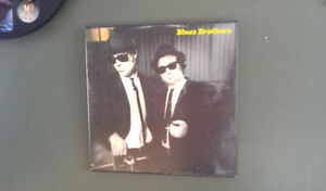 Blues Brothers Plak-Mounted Album Cover