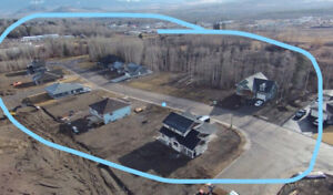 Beautiful view lot in downtown Smithers