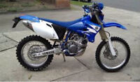 Wr 250 and klx300 dirtbile package deal