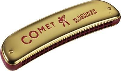 Hohner M2504017 Comet 2504/40  Octave Harmonica Key of C