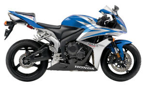 CBR600RR Fairings - Blue (07/08)