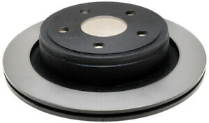2011 - 2018 Dodge Ram Rear Rotors