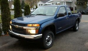 2005 Chevrolet Colorado 4X4 SOLD