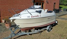 Quicksilver 460 cruiser 2007