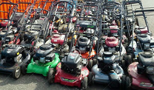 Lawnmowers / Tractors from 50$ and UP also FIX and TUNE-UP