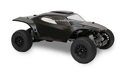 BAJR Desert Custom Painted 1/10 RC Short Course Truck Body For Traxxas Slash