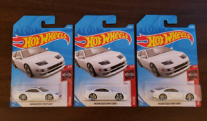 Hot Wheels Nissan 300zx Twin Turbo (1st Time Cast) 3 for $20