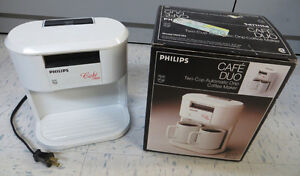 Brand New Philips 2-cup Coffee Maker