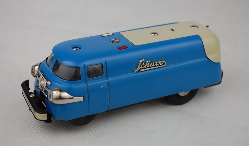 Schuco für Sammler: Blechspielzeug aus der Zeit vor 1945