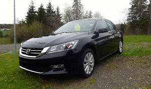 "2013 Honda Accord EX-L ""LEATHER-SUNROOF"" V6"
