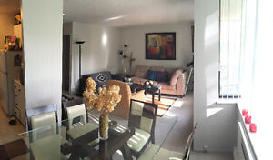 Luxury Sublet 3 1/2 Apart. at Downtown Montreal  Opportunity !!
