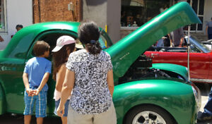 Volunteers to Supervise Kids Area at Car Show