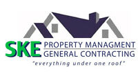 Renovations and general contracting