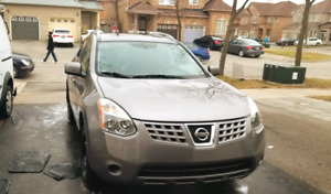 2010 Nissan rogue sl certified