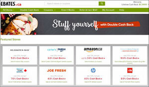 *** Get Cash Back on most of your Online Purchases! ***