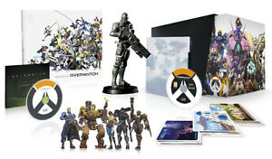 Overwatch Collectors Edition PS4  BNIB