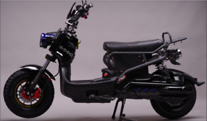 OFFICIAL RETAILER EMMO Monster - Scooter Style Ebike
