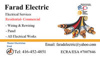 Master Electrician - Contractor